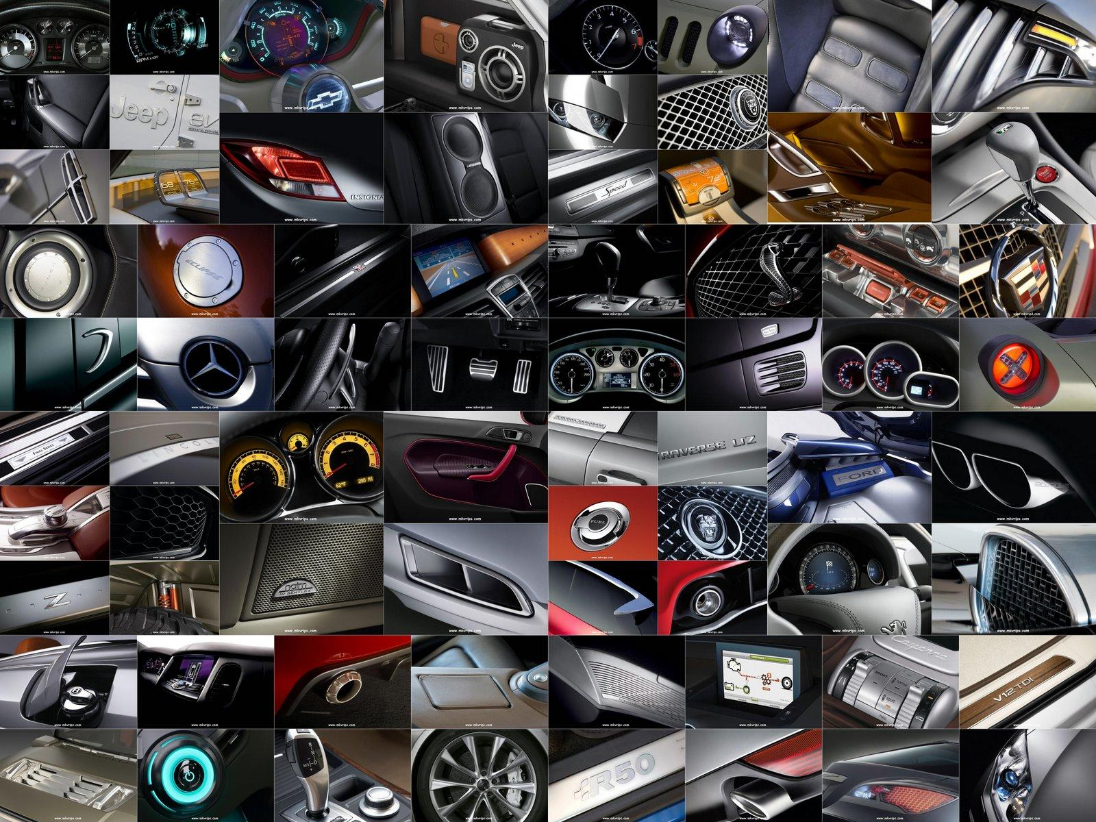 Classify Your Car Accessories,Did You Know How Many of Them ...